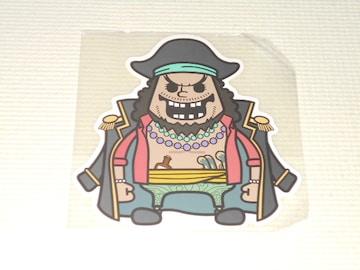 ONE PIECE パンソンワークス ポストカード 黒ひげ ワンピース