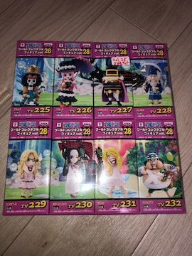 ★ワンピース コレクタブル vol.28 全8種 ワーコレ★送料無料