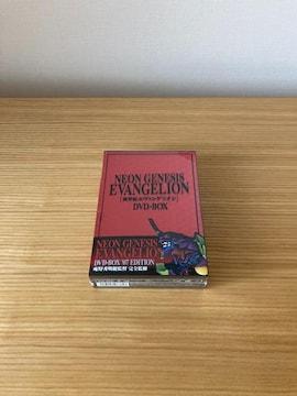新世紀エヴァンゲリオン DVD-BOX '07 EDITION☆新品未開封
