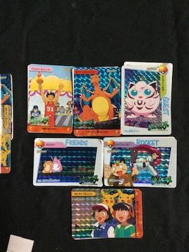 ポケットモンスターアニメコレクション�D……40セット