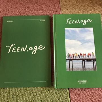 SEVENTEEN  TEENage