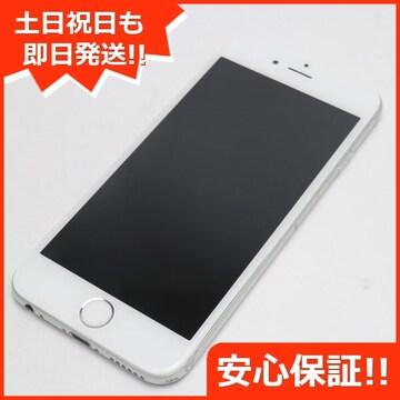 ●安心保証●良品中古●DoCoMo iPhone6 128GB シルバー●
