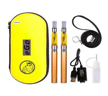 電子タバコ vape CE4アトマイザーゴールド