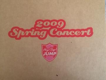 激安!超レア!☆HeySayJUMP/spring concert 2009☆パンフレット☆