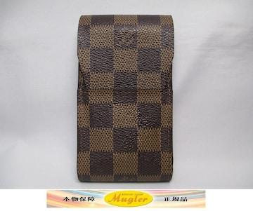 超美品 ルイヴィトン ダミエ シガレットケース 本物 N63024