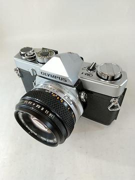 OLYMPUS OM-1 難あり + 50mm 1:1.8