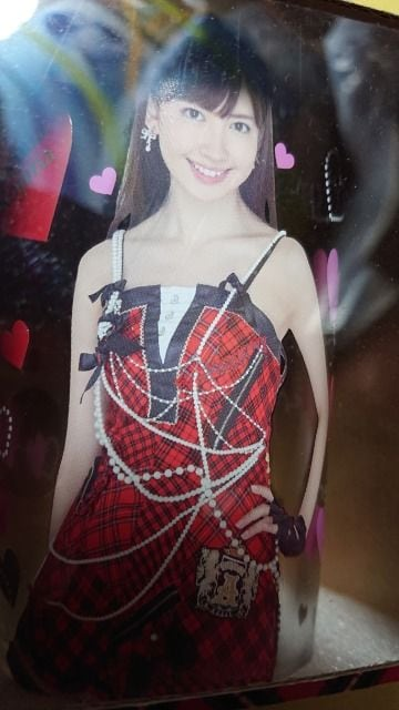 AKB48・ビックグラス・小嶋陽菜  < タレントグッズの