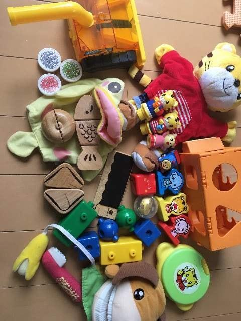 こどもちゃれんじ  幼児 おもちゃ  しまじろう  追加あり  < おもちゃの