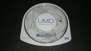 PSP クライシスコア -ファイナルファンタジーVII- / ファイナルファンタジー7 CCFF7