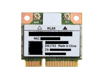 ★無線LANボード DELL DW1703