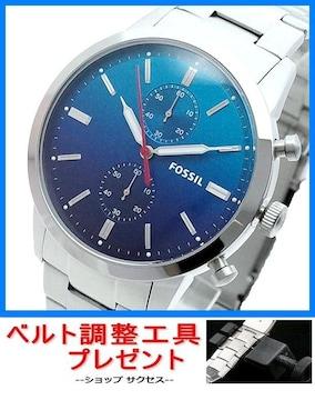 新品 即買 フォッシル FOSSIL 腕時計 FS5434★ベルト調整工具付