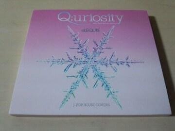 CD「J-POP HOUSE COVERS Q;uriosity」邦楽ハウスカヴァー 冬系●