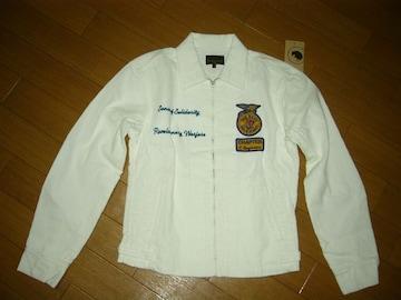 新品ラッツRATSドリズラージャケットS白ワッペン定価半額以下