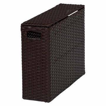 トイレットペーパーボックス(ダークブラウン) RTR-2403DBR