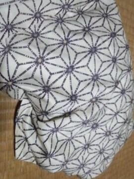 幾何学模様風の着物
