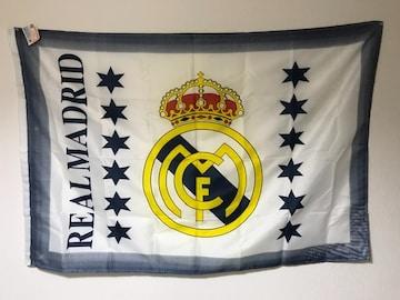サッカー レアル マドリード 限定 トヨタカップ 旗 マフラー
