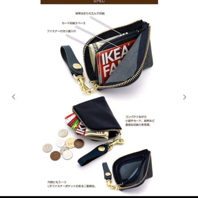 【値下げ不可】men's/lady's AGILITY affaL型財布 < 男性ファッションの
