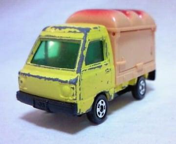 絶版トミカ��10 〓サンバー〓〓パン屋〓〓日本製〓