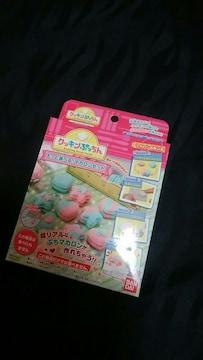 新品未使用☆クッキンぷっちん☆もっと遊べる!マカロンセット