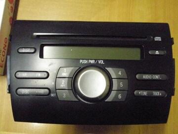 激安売り切りムーブL175S純正CDコンポ