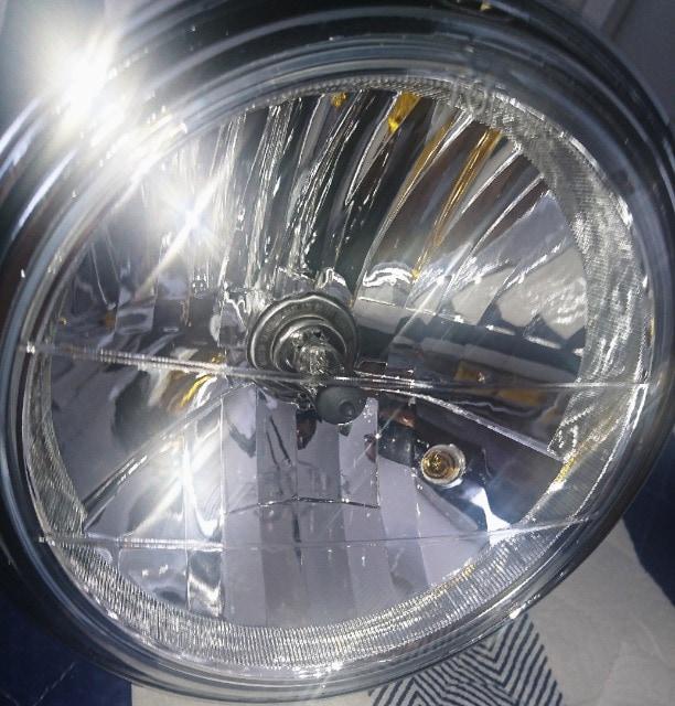 初期型RZ用マルチリフレクターヘッドライト < 自動車/バイク