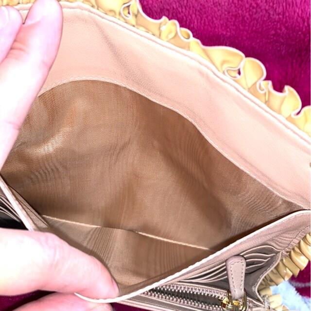 正規品miumiuパテントレザー♪ファスナー付長財布☆ < ブランドの