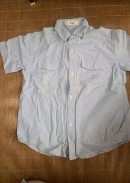 130センチ半袖シャツ5枚 ユーズト