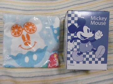 ミッキーマウスツールスタンド&キッチンタオル