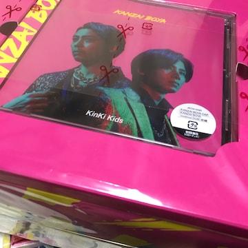 KANZAIBOYA 初回B盤 キャップのみ 送料込み