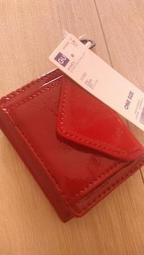 GU エナメルミニ財布 送料込み