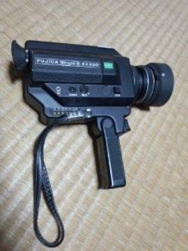 FUJICA ビンテージビデオカメラ ZX250