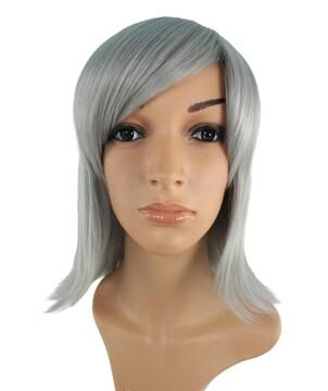 Wigs2you C-012 C-GREY☆コスプレウィッグ