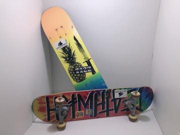 E183 ★ ROYAL ロイヤル スケートボード 着替えデッキ付き
