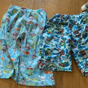 トーマス☆パジャマ下セット☆サイズ110〜120