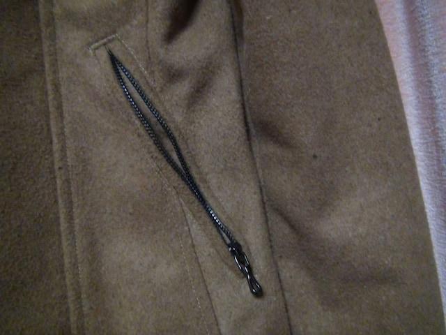 フレイヴァのピーコート(M)!。 < 男性ファッションの