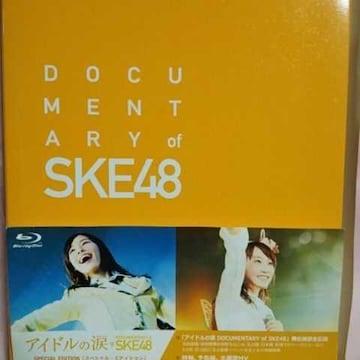 アイドルの涙 DOCUMENTARY of SKE48スペシャル エディション