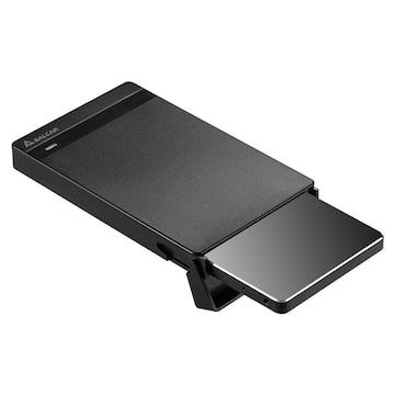 USB3.0 2.5インチ 9.5mm/7mm厚両対応 HDD/SSDケース