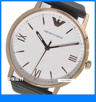 新品 即買い■エンポリオ アルマーニ 腕時計 AR11011