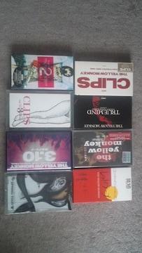 THE YELLOW MONKEY VHS ビデオ8本 まとめ売り