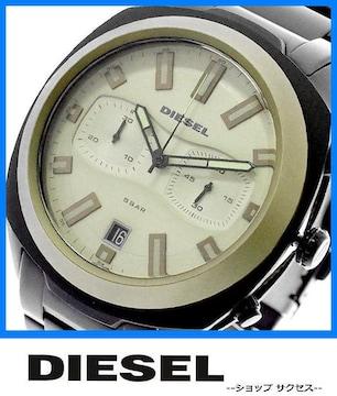 新品 即買い■ディーゼル DIESEL 腕時計 メンズ DZ4497ゴールド