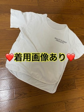 Tシャツ☆白☆中古