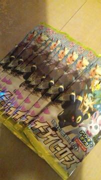 未開封10パック ポケモンカード 強化拡張パック イーブイヒーローズ