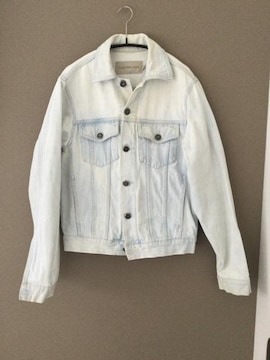 Calvin Klein Jeans デニムジャケット Gジャン ユニセックス