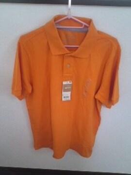 新品/UNlQLO(ユニクロ)鹿の子ポロシャツ(半袖)