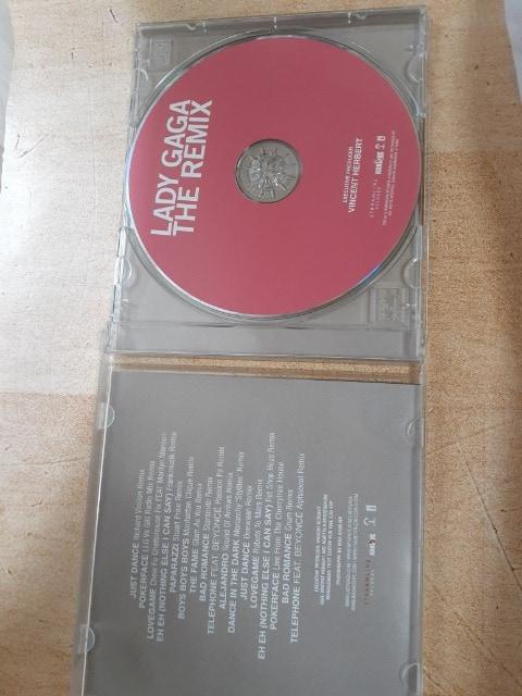 [CD] LADY GAGA THE REMIX レディーガガ ザ リミックス < タレントグッズの