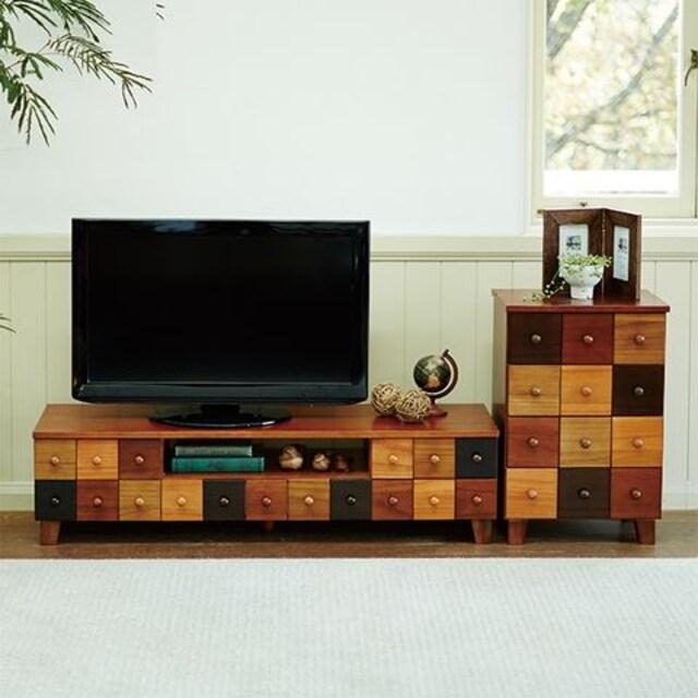 ブラウニーシリーズ テレビ台 MTV-5501 < インテリア/ライフの