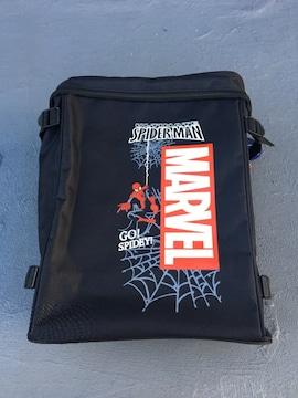 スパイダーマンバック