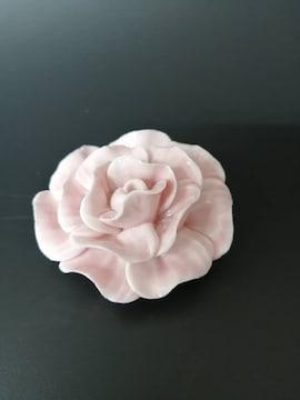 花 お香立て ピンク
