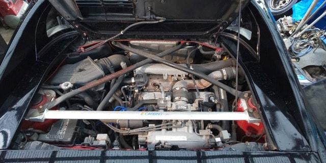平成6年トヨタMR2 SW20 3型 最上グレード希少のGT-Tバールーフ < 自動車/バイク