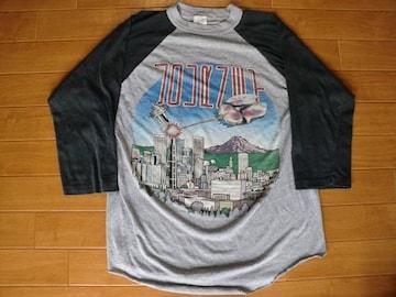 80s ヴィンテージ ジャーニー エスケイプ Tシャツ USA-L